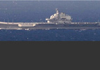 Tàu sân bay Trung Quốc tập trận ở Biển Đông