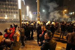 Di dân khuấy động bạo lực đầu năm mới ở Đức