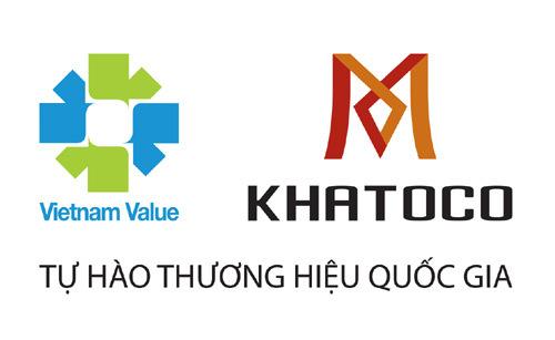 Khatoco ghi tên trong bảng vàng 'Thương hiệu Quốc gia 2016'