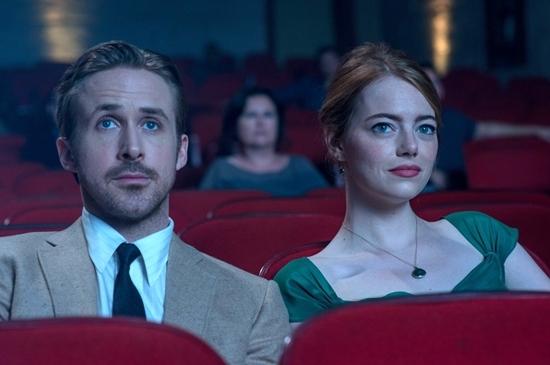 'La La Land' thắng giải Phim hay nhất năm