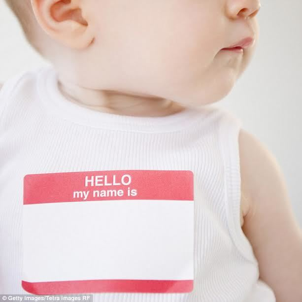 Kỳ lạ những cái tên trẻ em bị cấm đặt trên thế giới