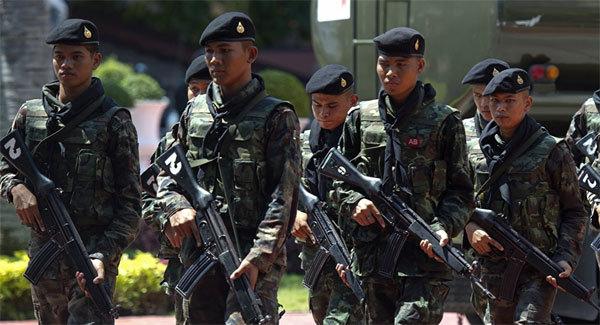 đảo chính, lật đổ chính quyền, đảo chính Thái Lan, cam kết không đảo chính