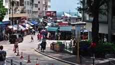 Chợ và chùa - đặc sản của Hong Kong