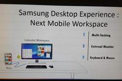 Galaxy S8 sẽ bổ sung tính năng thách thức Microsoft