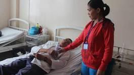 Chồng nén đau từ chối chữa ung thư để vợ con khỏi mang nợ
