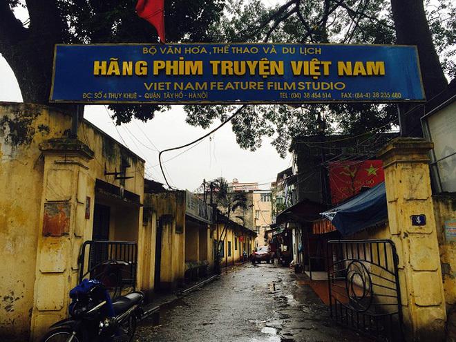 Hãng phim truyện Việt Nam, đất vàng hồ Tây, cổ phần hóa Hãng phim truyện Việt Nam