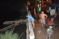 Cống hố ngăn triều bị bung ở Sài Gòn: Có dấu hiệu cạy phá?