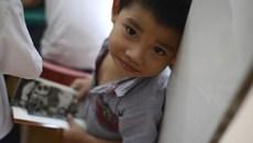 """Lớp học giữa Sài Gòn không biết """"mùi học thêm"""""""