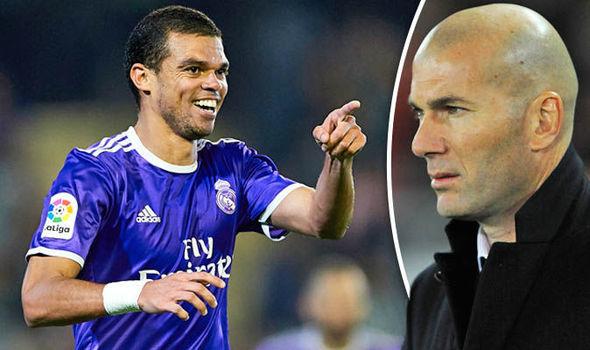 Sợ Pepe tái hợp Mourinho, Zidane ra tay hành động