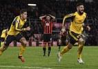 Bị dẫn 3 bàn, Arsenal vẫn giành điểm ngoạn mục