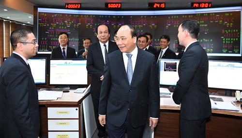 sản xuất điện 2016, EVN, Thủ tướng, Nguyễn Xuân Phúc, giá điện 2017