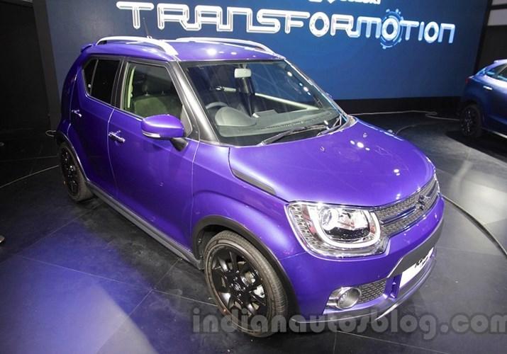 Ô tô vô địch giá rẻ: Suzuki Ignis chỉ 169 triệu đồng