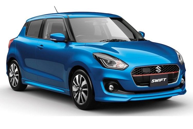 'Tất tần tật' về Suzuki Swift 2017 giá 258,6 triệu đồng