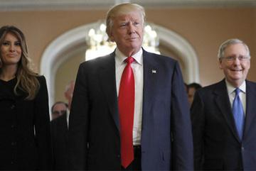 Phe Cộng hòa tá hỏa vì uy lực tài khoản Twitter của Trump