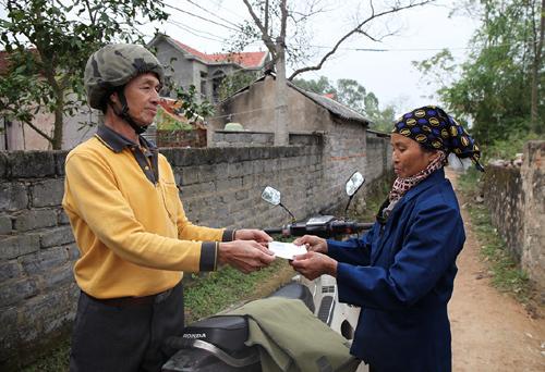 Nhận, trả kết quả giải quyết TTHC qua bưu điện Bắc Ninh