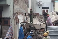 Đà Nẵng: Sập nhà đang tháo dỡ, 2 người chết