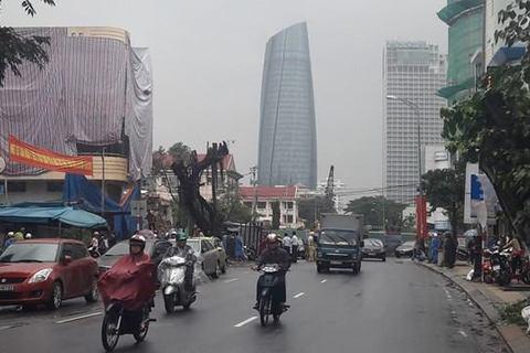 Sập nhà ở Đà nẵng
