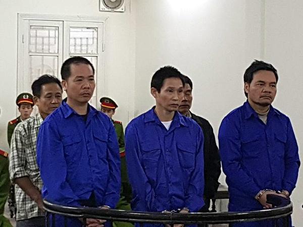Đường dây mua bán vũ khí cực lớn ở Hà Nội