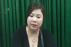 Cô gái đăng clip 'hành hung công an' xin lỗi
