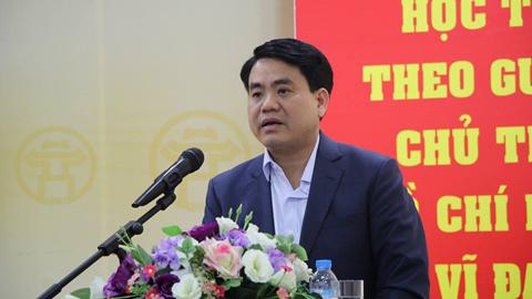 Nguyễn Đức Chung, Chủ tịch UBND TP Hà Nội, băm nát quy hoạch, ùn tắc giao thông