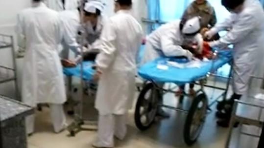 Trung Quốc: Trèo tường vào trường mẫu giáo đâm 11 trẻ bị thương