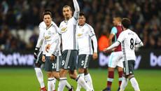 Ghi bàn như máy, Ibrahimovic được bầu xuất sắc nhất tháng 12