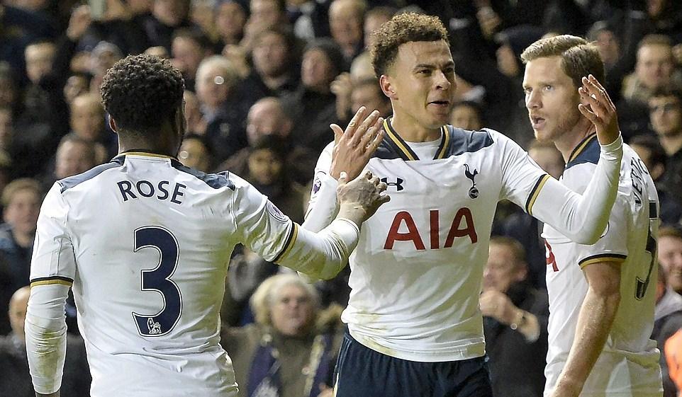 Tottenham vs Chelsea, Ngoại hạng Anh vòng 20, Tottenham, Chelsea, Conte