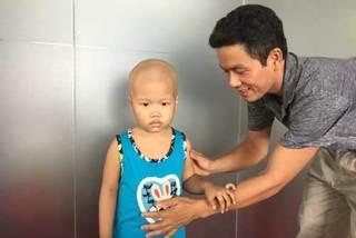 72 triệu đồng cứu nguy tính mạng cho bé gái
