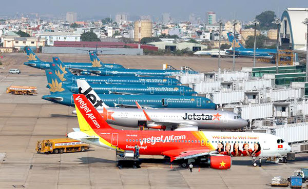 Cục Hàng không duyệt tăng 1.200 chuyến bay dịp Tết