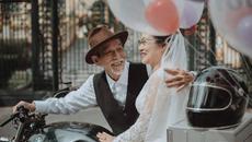 Diễn viên Ngọc Căn diễn cả đời không đủ tiền chụp ảnh cưới