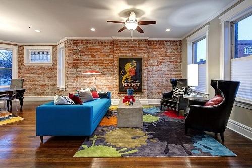 Ý tưởng trang trí phòng khách cực đẹp để đón Tết