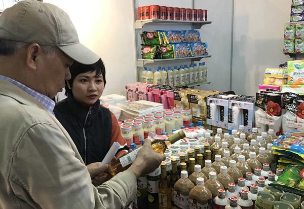 Nhật Bản, hàng nhật, hàng tiêu dùng nhật bản, hàng thương hiệu nhật bản, hội chợ hàng tiêu dùng, táo nhật, thịt bò nhật bản, bò Kobe