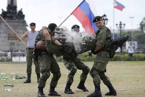 Lính Nga