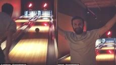Juan Mata khoe tài chơi bowling bá đạo