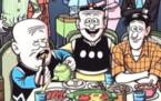 """Tin buồn: Tác giả của bộ truyện tranh huyền thoại 'Chú Thoòng"""" đã qua đời"""