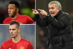 Bán Depay và Schneiderlin, Mourinho không tuyển người thay thế