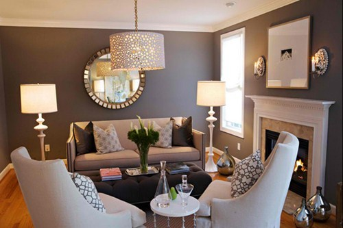 20 gợi ý thiết kế cho những căn phòng khách siêu nhỏ, siêu chật
