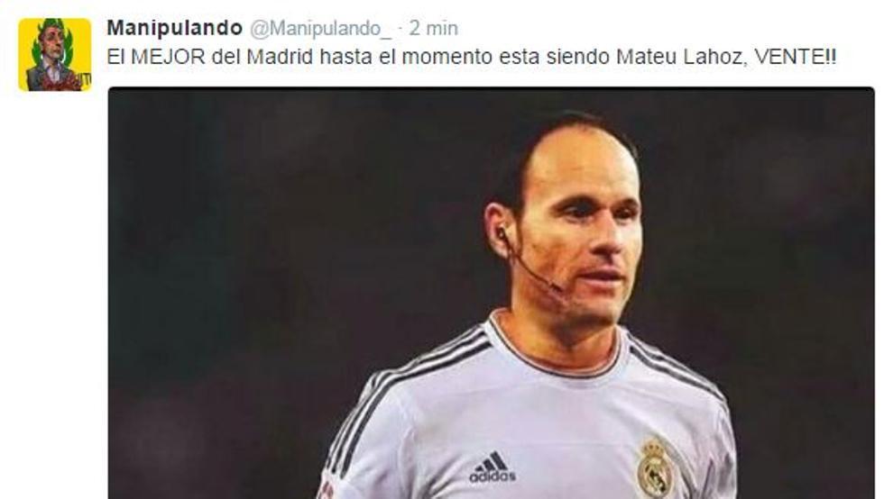 Trọng tài tiêu diệt Barca, giúp Real chiến thắng?