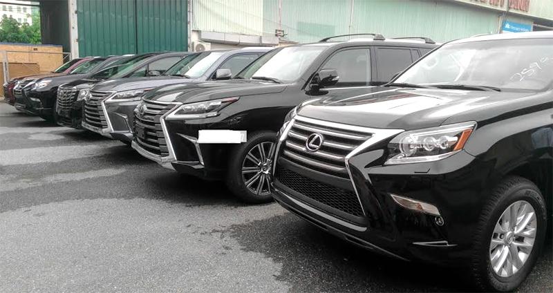 Đại gia sắm siêu xe: Dân Singapore chịu thua tay chơi Việt