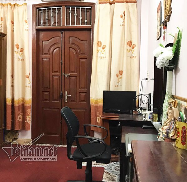 Ngôi nhà vắng bóng người chồng của nghệ sĩ Trà My