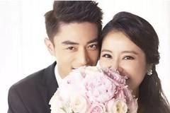 Vợ chồng Lâm Tâm Như đón con gái đầu lòng