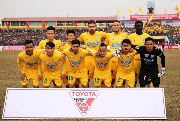Điểm mặt 5 ứng cử viên vô địch Toyota V.League 2017