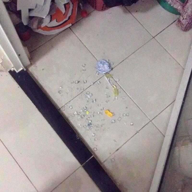 Cư dân DA 12 View tháo chạy trong đêm vì lo sợ chung cư...sập