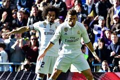 Isco và Ronaldo bùng nổ, Real đè bẹp Granada
