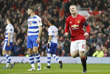 """Rooney và Rashford """"giải hạn"""", MU thắng tưng bừng ở FA Cup"""