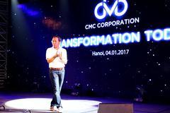CMC công bố chiến lược phát triển và nhận diện thương hiệu mới