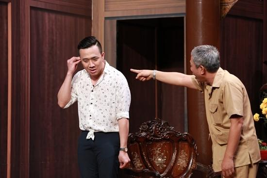 Trúc Nhân 'cả gan' gọi Hoài Linh là 'thằng' trên sóng VTV3