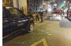 Xe biển xanh gây tai nạn, 3 người bị thương