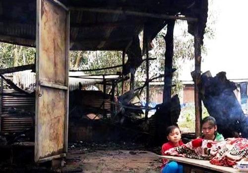 cháy nhà, Đồng Nai, tử vong, dập lửa
