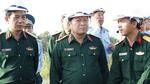 Hai Bộ trưởng thị sát việc xử lý dioxin sân bay Đà Nẵng